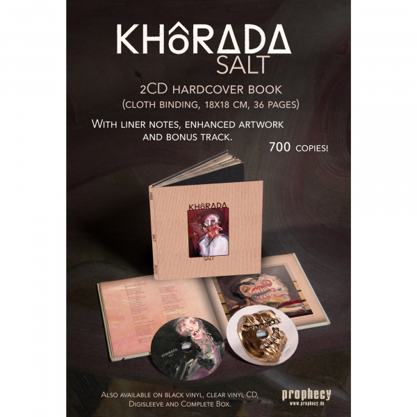 Khôrada - Salt Book 2-CD