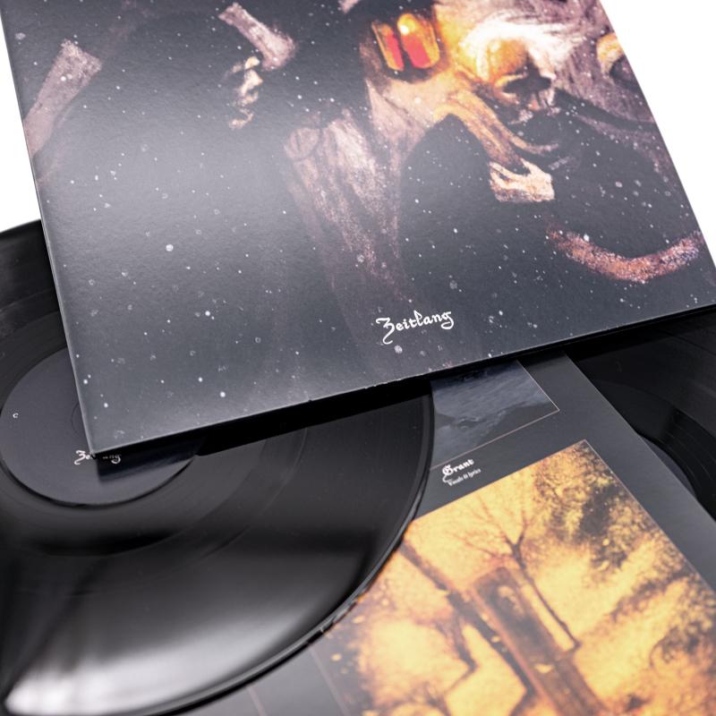 Gràb - Zeitlang Vinyl 2-LP Gatefold  |  Black