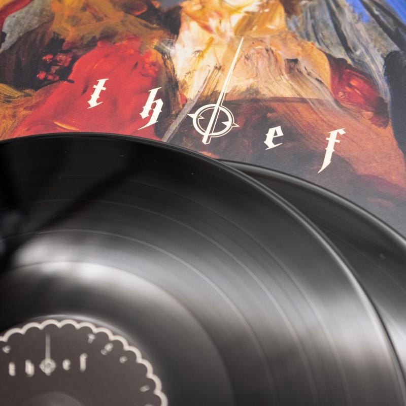 Thief - The 16 Deaths Of My Master Vinyl 2-LP Gatefold     Black