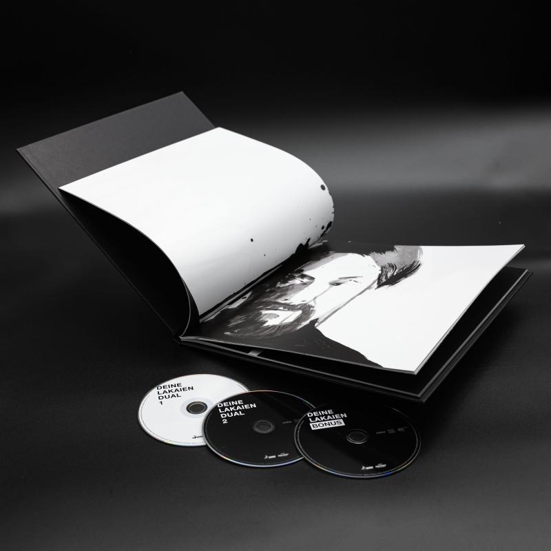 Deine Lakaien - Dual Artbook 3-CD