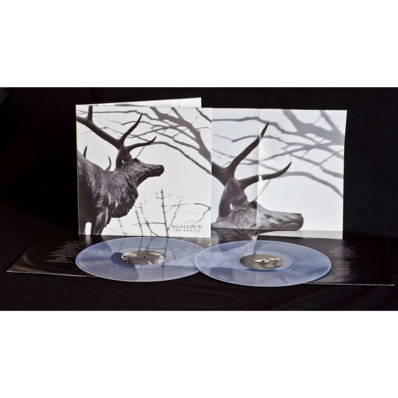 Agalloch - The Mantle Vinyl 2-LP Gatefold  |  transparent