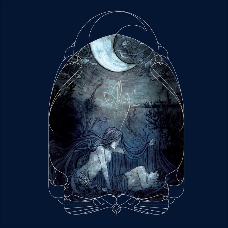 Alcest - Écailles De Lune Book CD