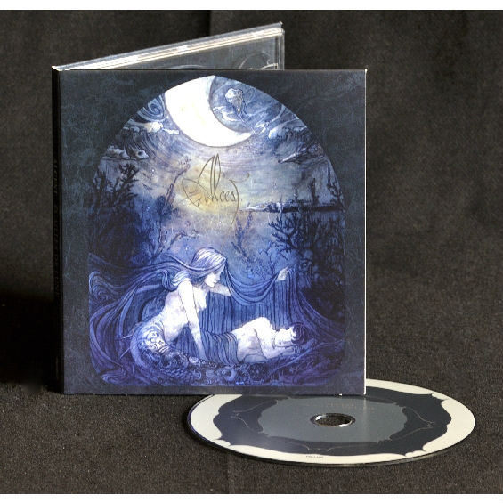 Alcest - Écailles De Lune CD Digipak