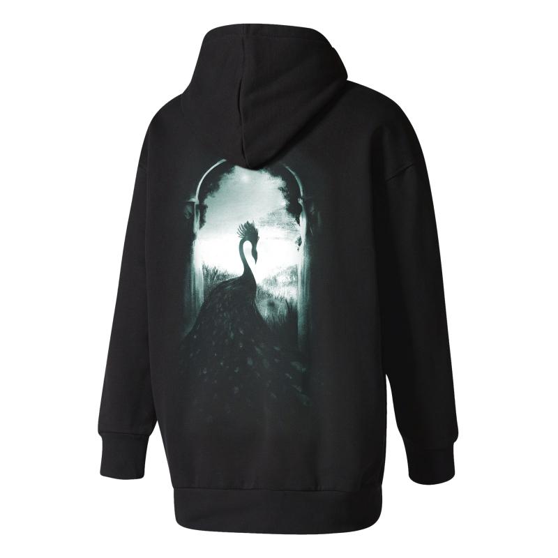 Alcest - Les Voyages De L'Âme 2015 Hooded Sweater  |  M  |  black