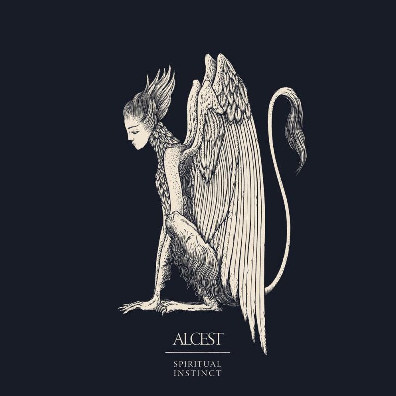 Alcest - Spiritual Instinct Earbook
