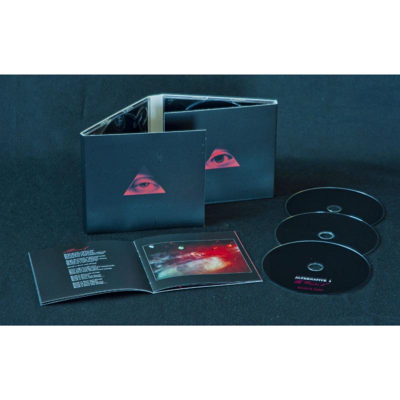 Alternative 4 - The Brink Vinyl 2-LP Gatefold     black