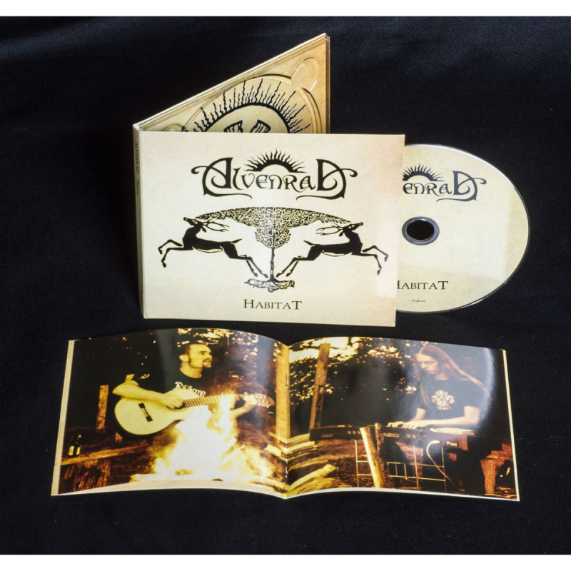 Alvenrad - Habitat CD Digipak