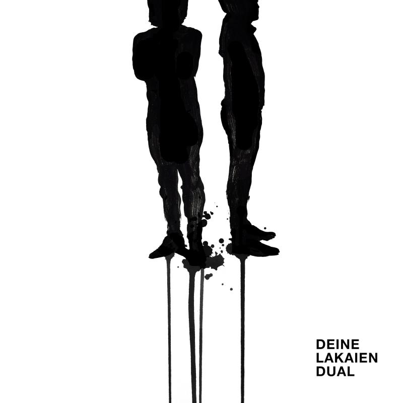 Deine Lakaien - Dual Vinyl 2-LP Gatefold     One LP black, one LP white