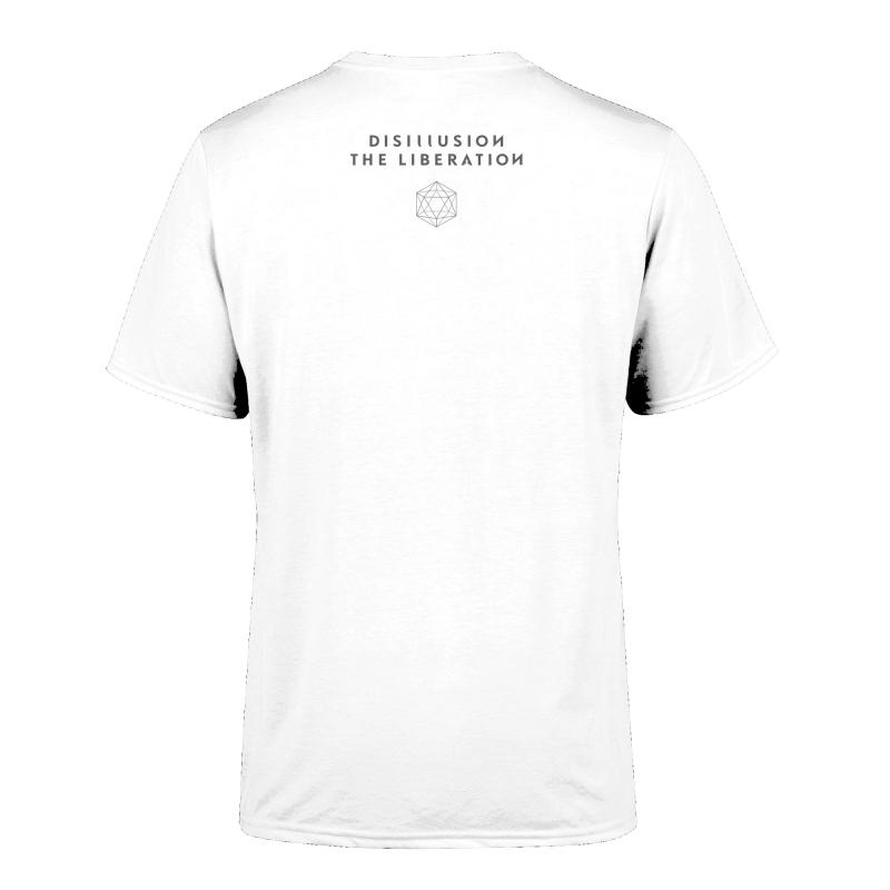 Disillusion - The Liberation T-Shirt  |  XL  |  White