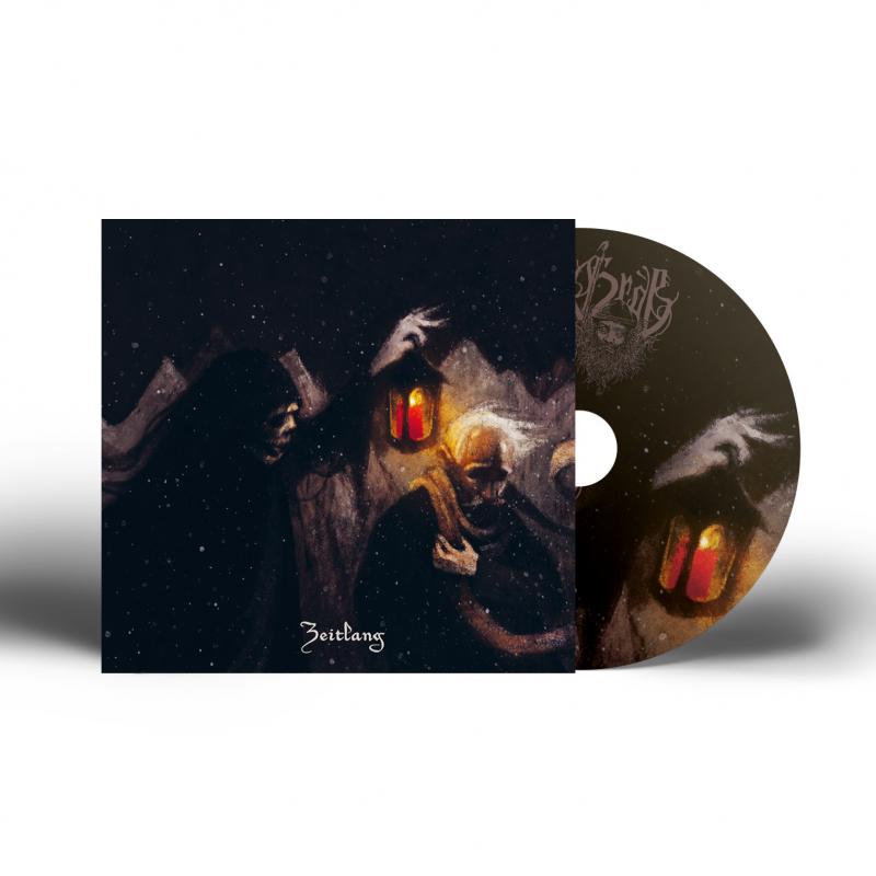 Gràb - Zeitlang CD Digipak