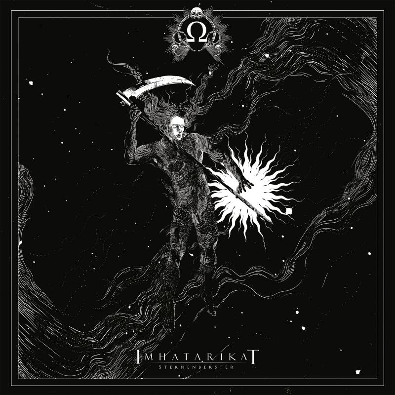 Imha Tarikat - Sternenberster Vinyl Gatefold LP     Black