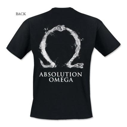 Lantlôs - Absolution Omega T-Shirt     L     Black
