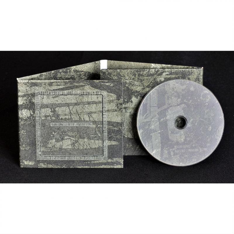 Negura Bunget - Maiestrit Artbook 2-CD