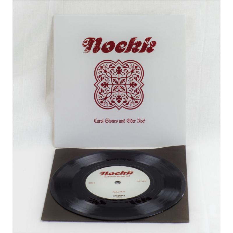 "Noekk - Carol Stones And Elder Rock Vinyl 7""  |  black"