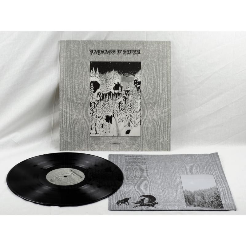 Paysage d'Hiver - Schattengang Vinyl LP  |  Black
