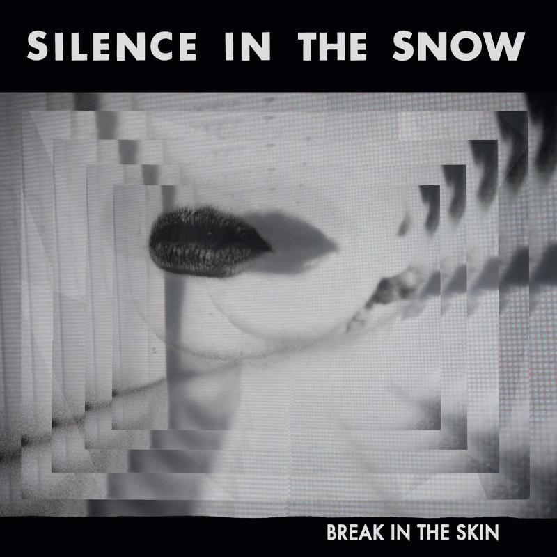 Silence In The Snow - Break In The Skin Vinyl LP  |  Black