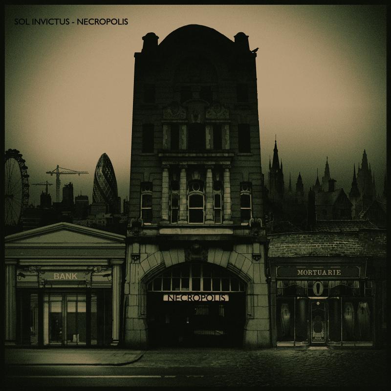 Sol Invictus - Necropolis Book 2-CD