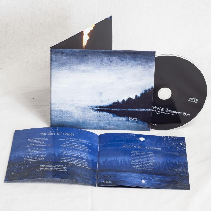 Sun Of The Sleepless - Sun Of The Sleepless / Cavernous Gate CD Digisleeve
