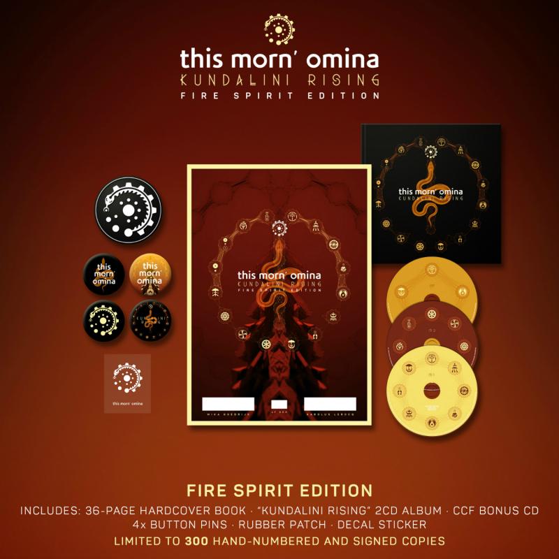 This Morn' Omina - Kundalini Rising - Fire Spirit Edition Box