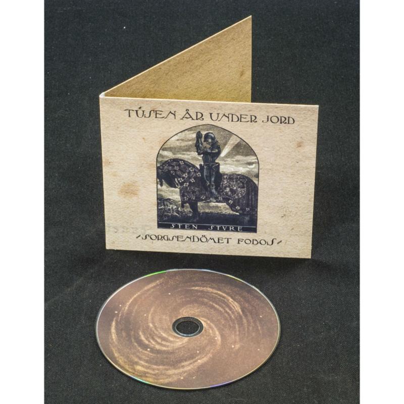 Tusen År Under Jord - Sorgsendömet Fobos CD Digipak