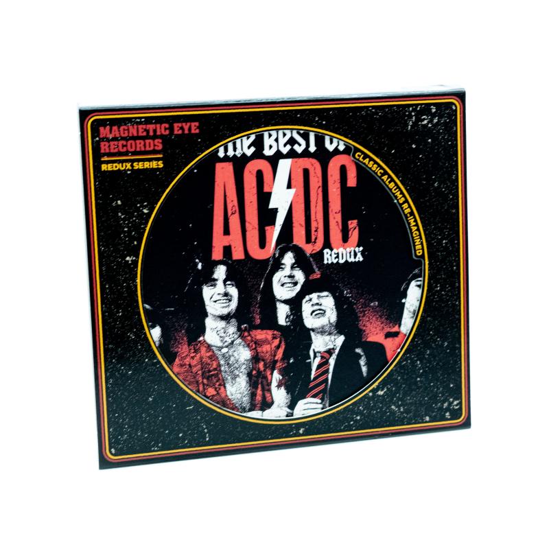 Various Artists - Best of AC/DC (Redux) CD Digisleeve