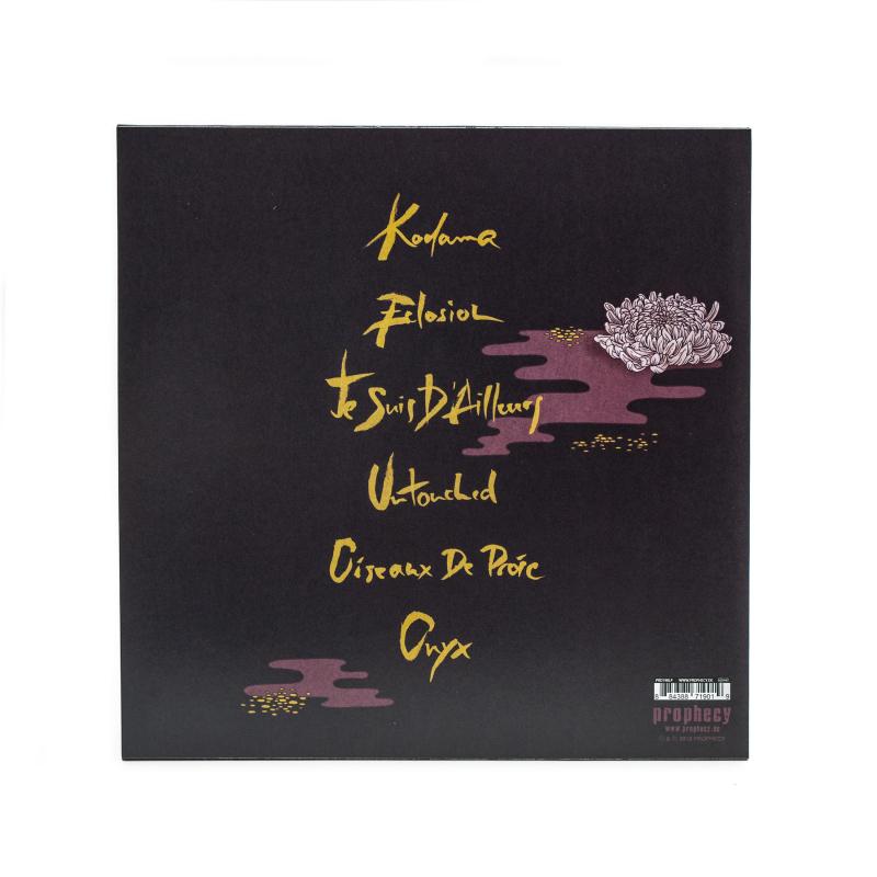Alcest - Kodama Vinyl LP     Crystal Clear