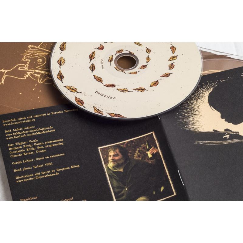Bald Anders - Sammler CD Digipak