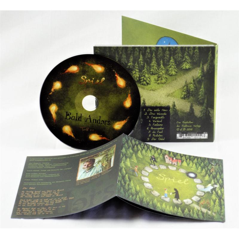 Bald Anders - Spiel CD Digipak