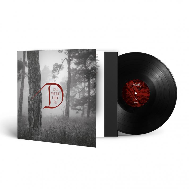 Dornenreich - Du wilde Liebe sei Vinyl Gatefold LP  |  Black