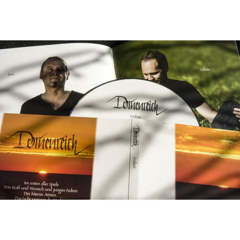 Dornenreich - Freiheit Book 2-CD