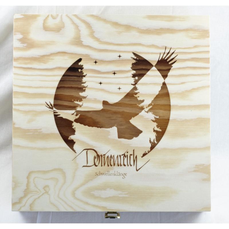 Dornenreich - Schwellenklänge Vinyl Box  |  black