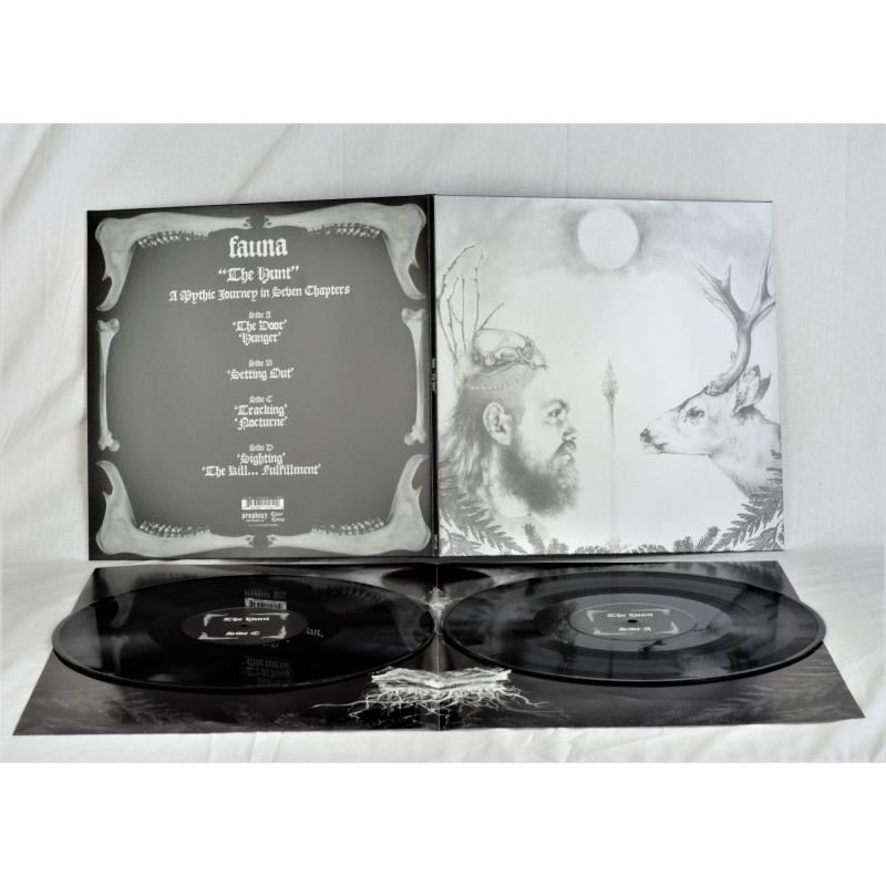 Fauna - The Hunt Vinyl 2-LP Gatefold  |  Black