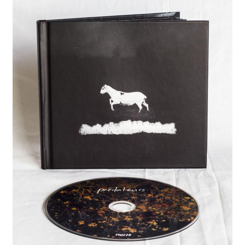 Les Discrets - Prédateurs CD Digibook