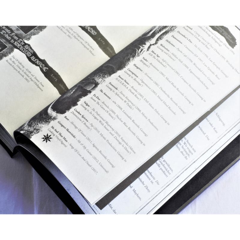 Lukasz Dunaj - Behemoth: Des Teufels Konquistadoren Book