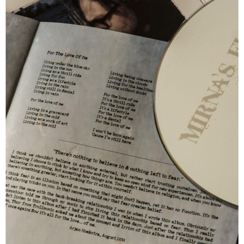 Mirna's Fling - For The Love Of Me CD Digipak