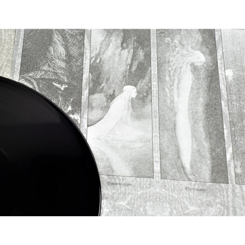 Paysage d'Hiver - Die Festung Vinyl LP  |  Black