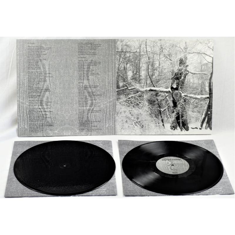 Paysage d'Hiver - Steineiche Vinyl 2-LP Gatefold     black
