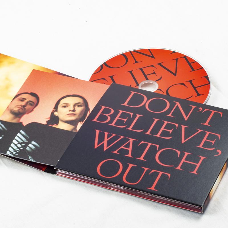 Pencey Sloe - Don't Believe, Watch Out CD Digipak