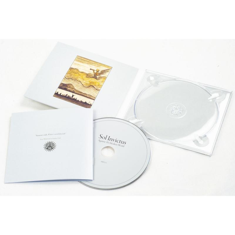 Sol Invictus - Against The Modern World CD Digipak