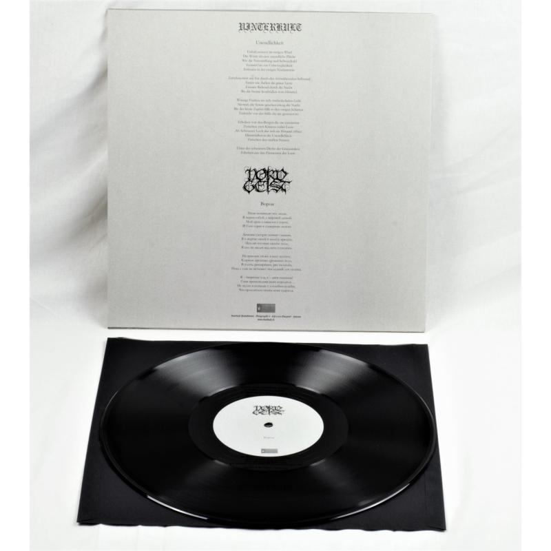 Vinterkult & Nordgeist - Nordwinter Vinyl LP  |  Black