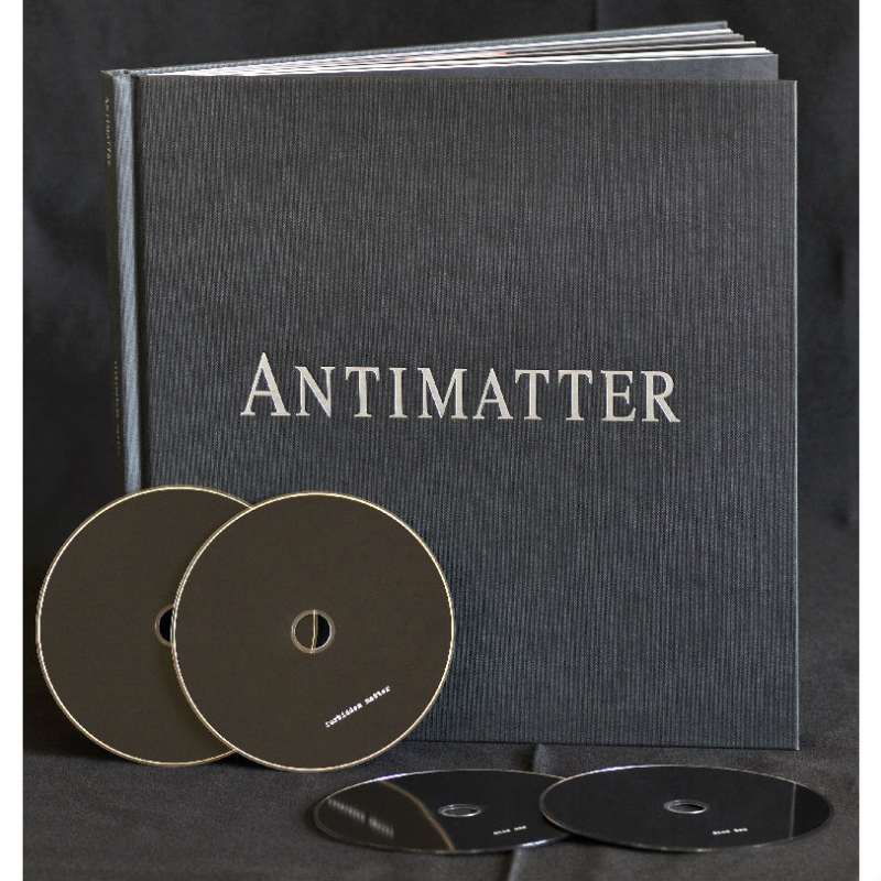 Antimatter - Alternative Matter Artbook 3CD+DVD