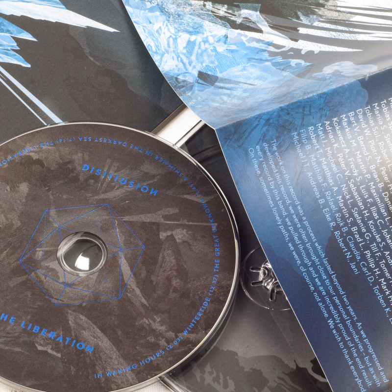 Disillusion - The Liberation CD Digipak