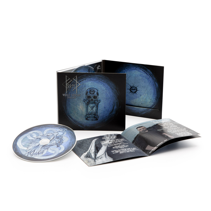 Fortíð - World Serpent CD Digipak
