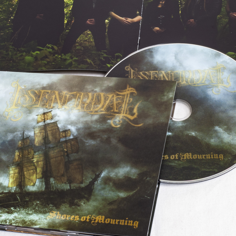 Isenordal - Shores Of Mourning CD Digipak