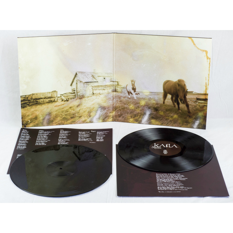 Katla - Mó∂urástin Vinyl 2-LP Gatefold     black