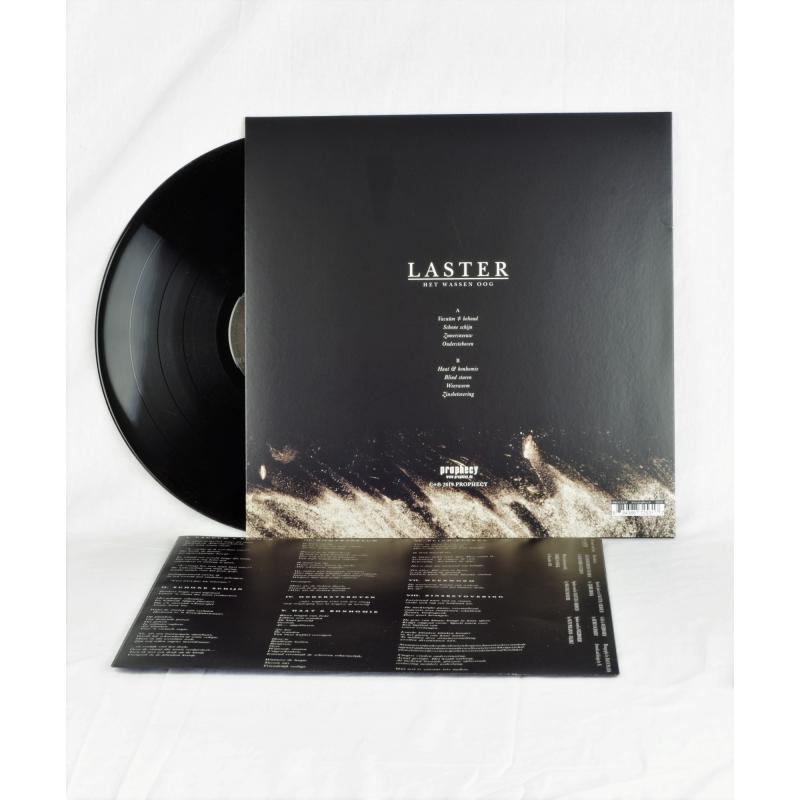 Laster - Het Wassen Oog Vinyl LP  |  Black
