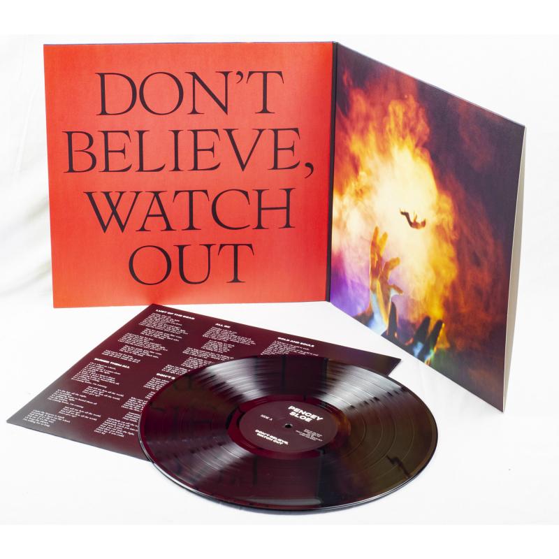 Pencey Sloe - Don't Believe, Watch Out Vinyl Gatefold LP     Black
