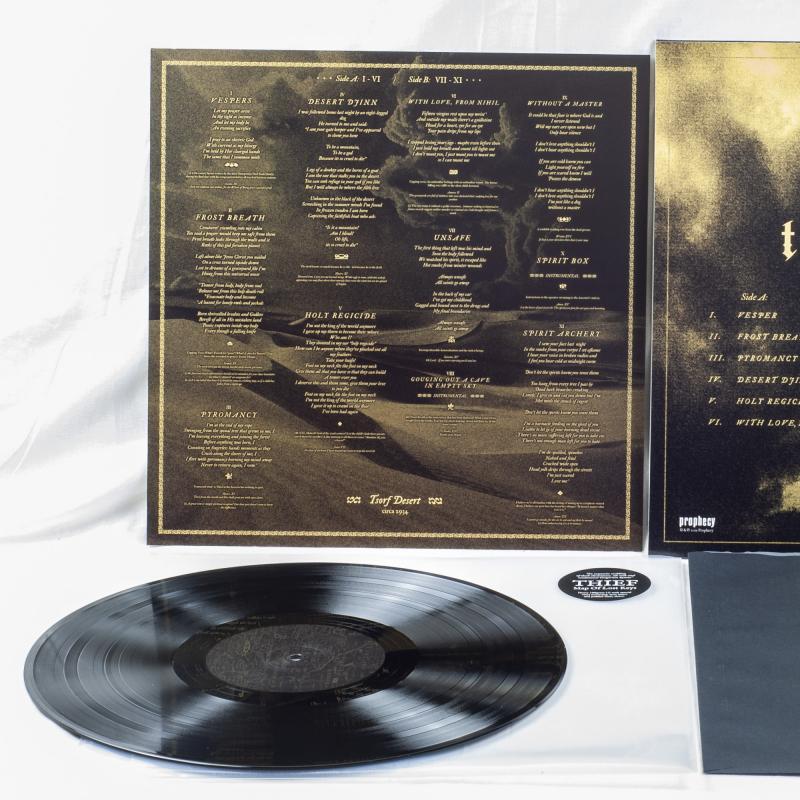 Thief - Map Of Lost Keys Vinyl LP  |  Black