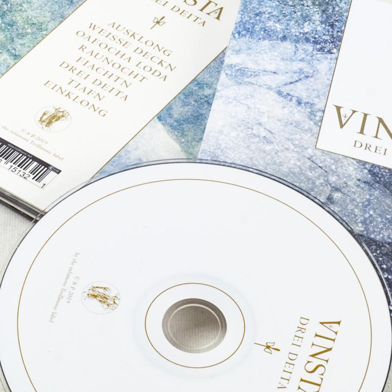 Vinsta - Drei Deita CD Digipak
