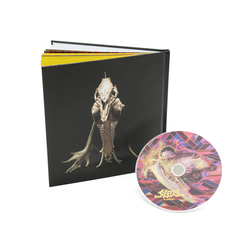 Domkraft - Seeds Book CD